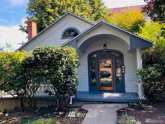 818 N 10th Street, Tacoma, WA, 98403,