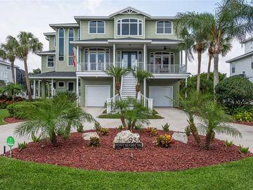 933 POINT SEASIDE DRIVE, Crystal Beach, FL, 34681,
