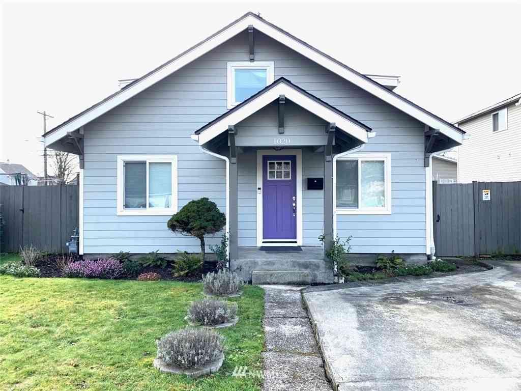 1020 E 34th, Tacoma, WA, 98404,