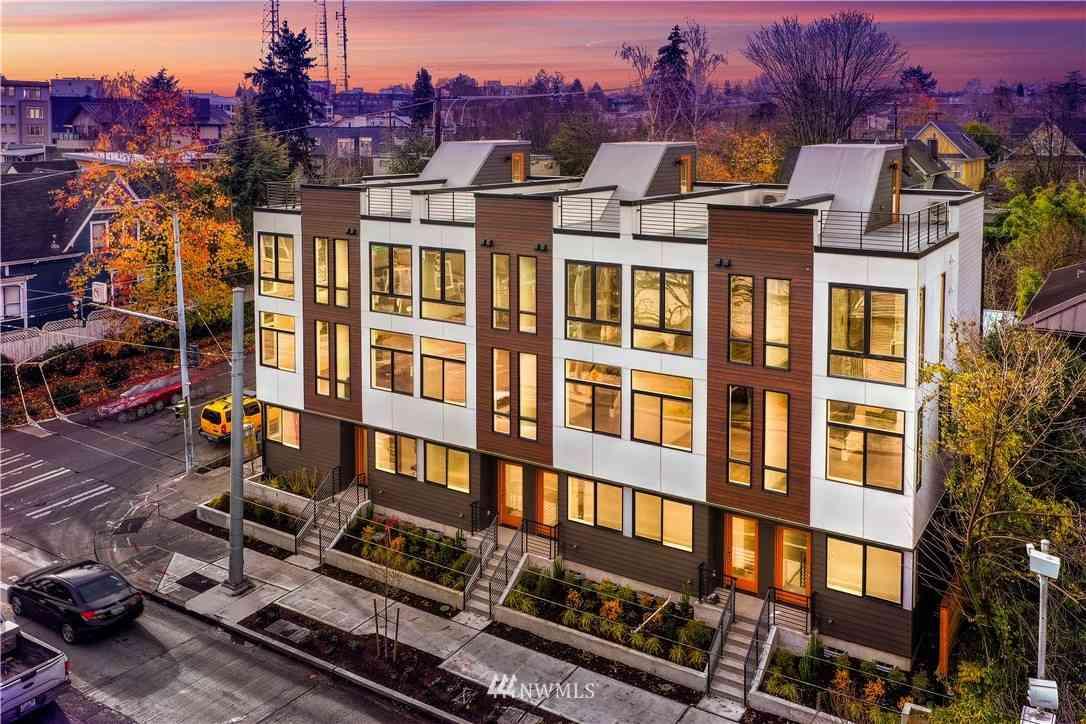 201 23rd Avenue E #C, Seattle, WA, 98112,