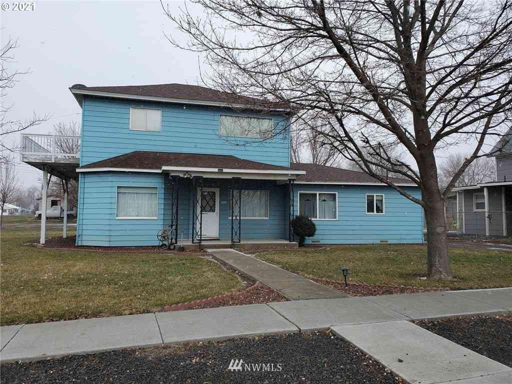 309 Van Buren Street, Athena, OR, 97813,