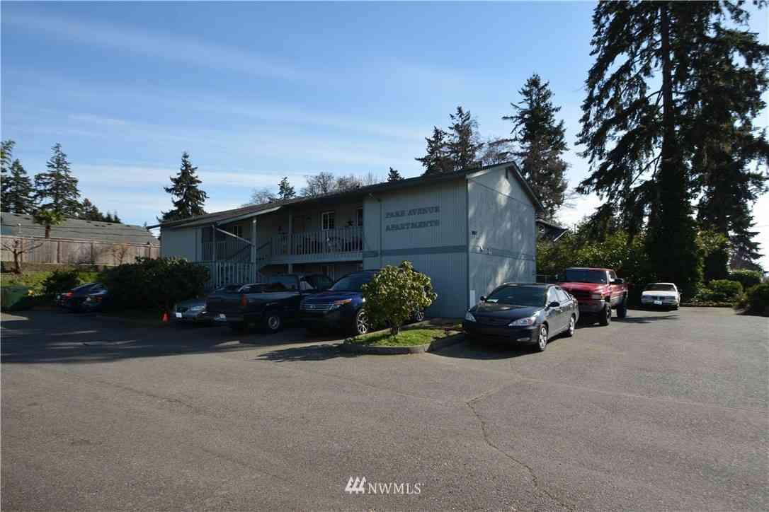 9607 Park Avenue S, Tacoma, WA, 98444,