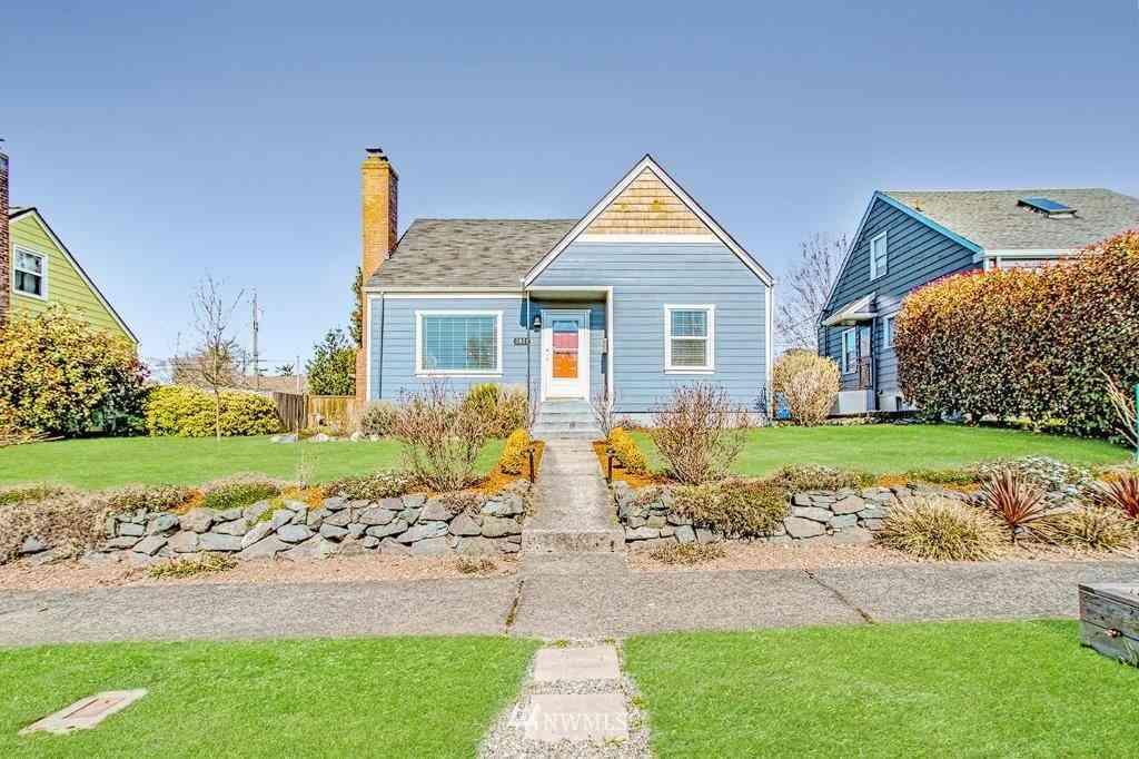 2921 S 18th Street, Tacoma, WA, 98405,