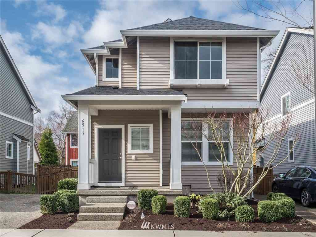 6517 29th Avenue SW, Seattle, WA, 98126,