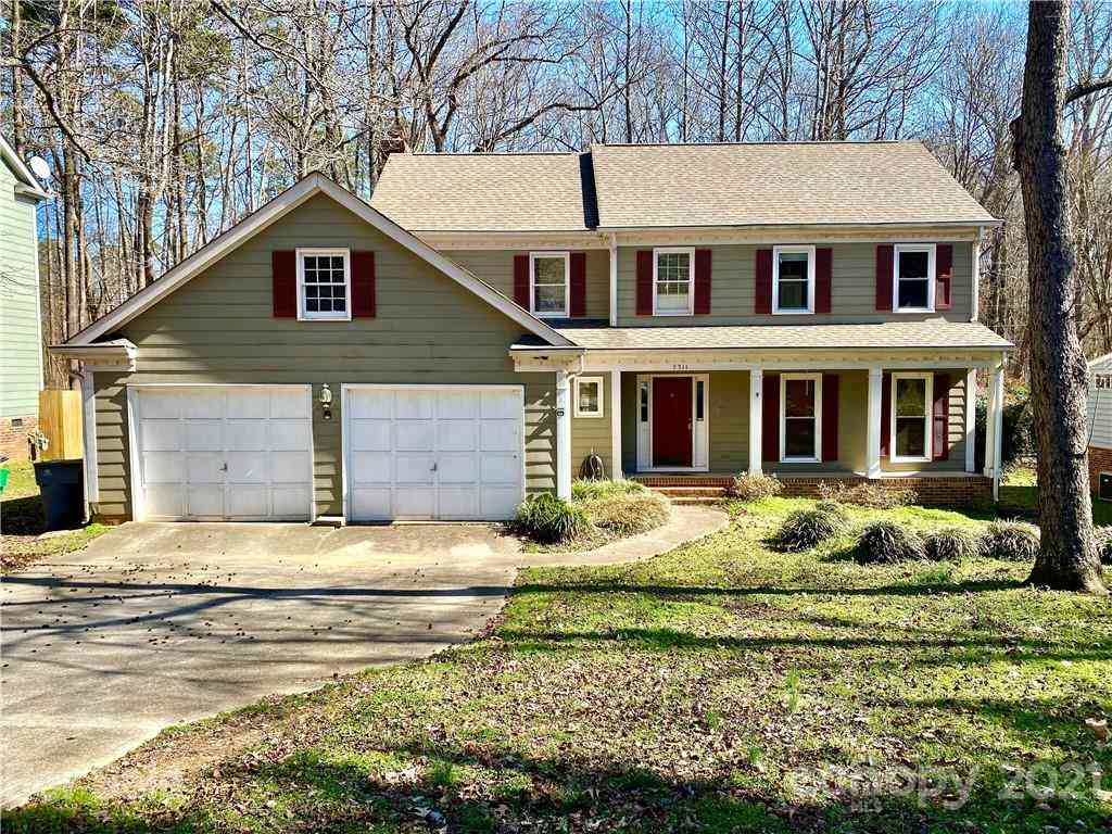 7311 Glen Brook Lane, Charlotte, NC, 28269,