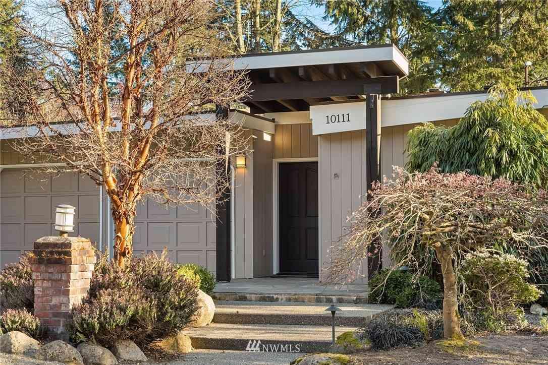 10111 SE 21st Street, Bellevue, WA, 98004,