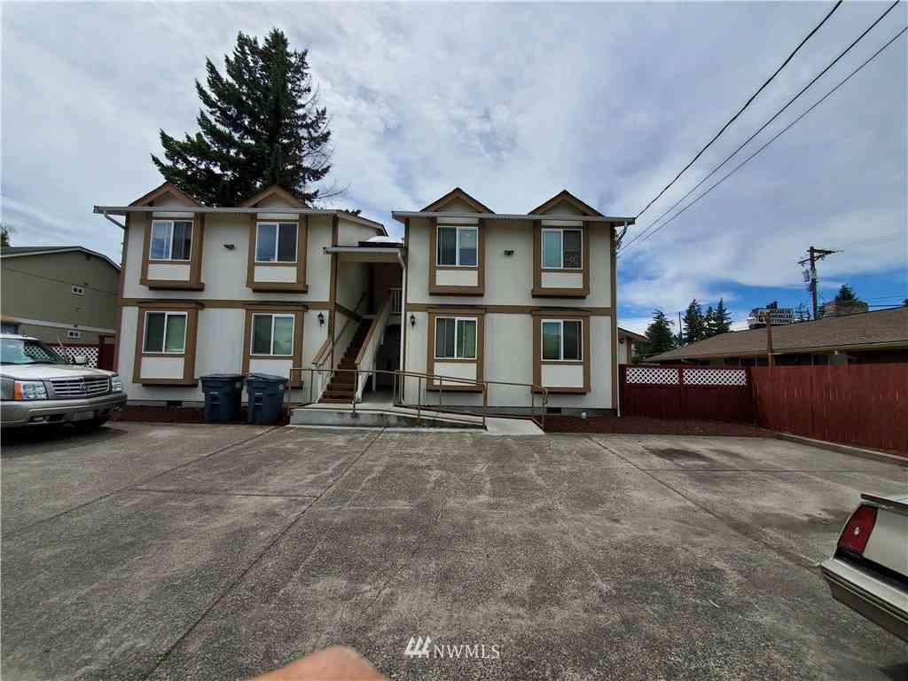 7508 Cody Street W, Lakewood, WA, 98499,