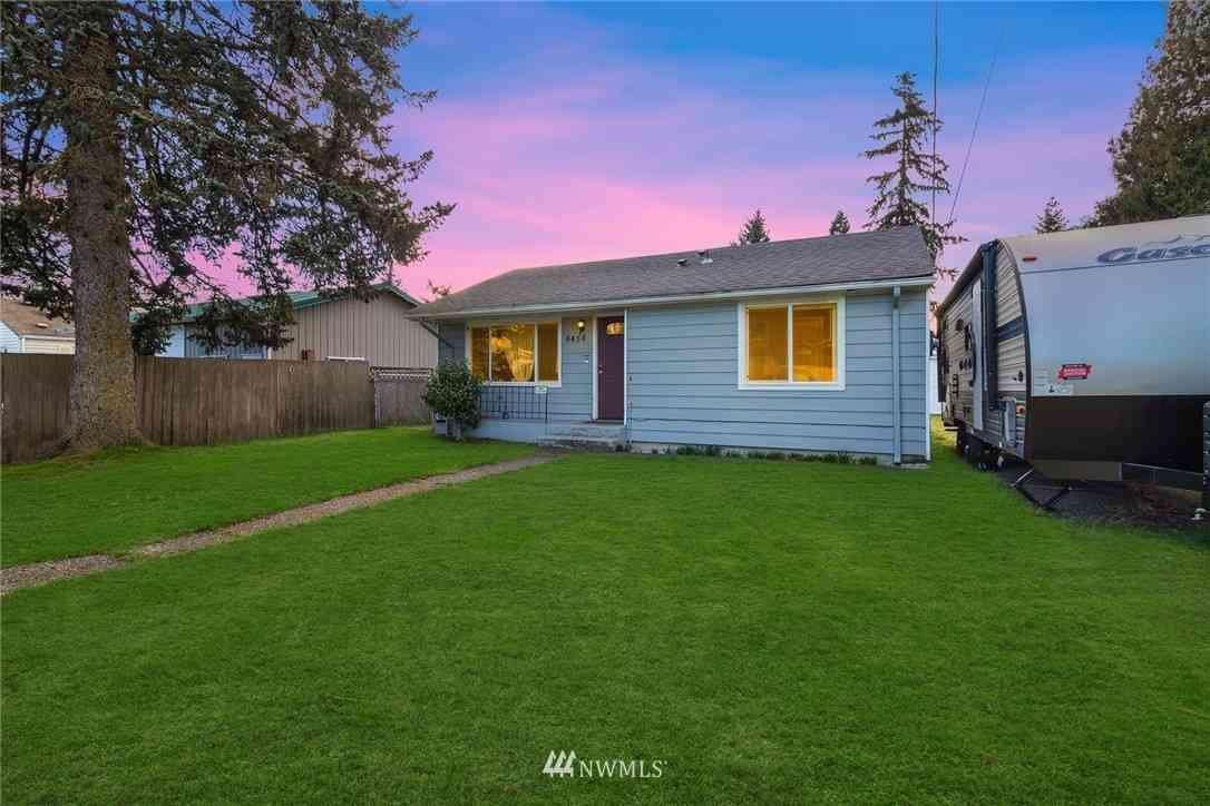 6456 E D Street, Tacoma, WA, 98404,