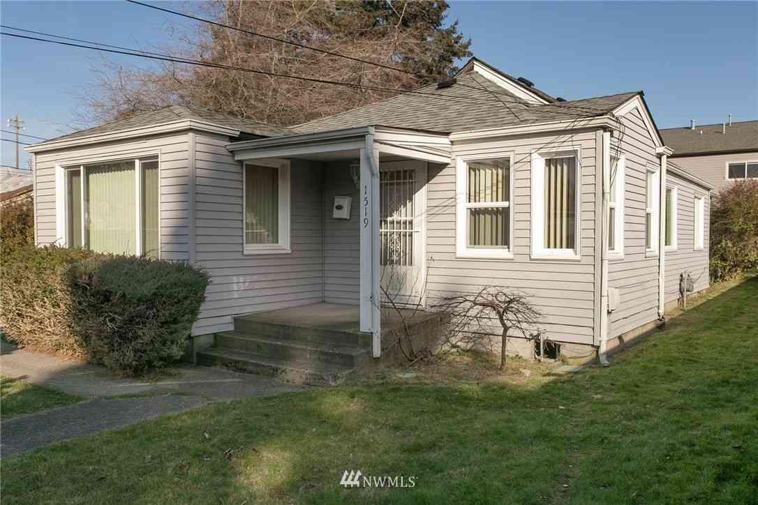 1519 S State Street, Tacoma, WA, 98405,