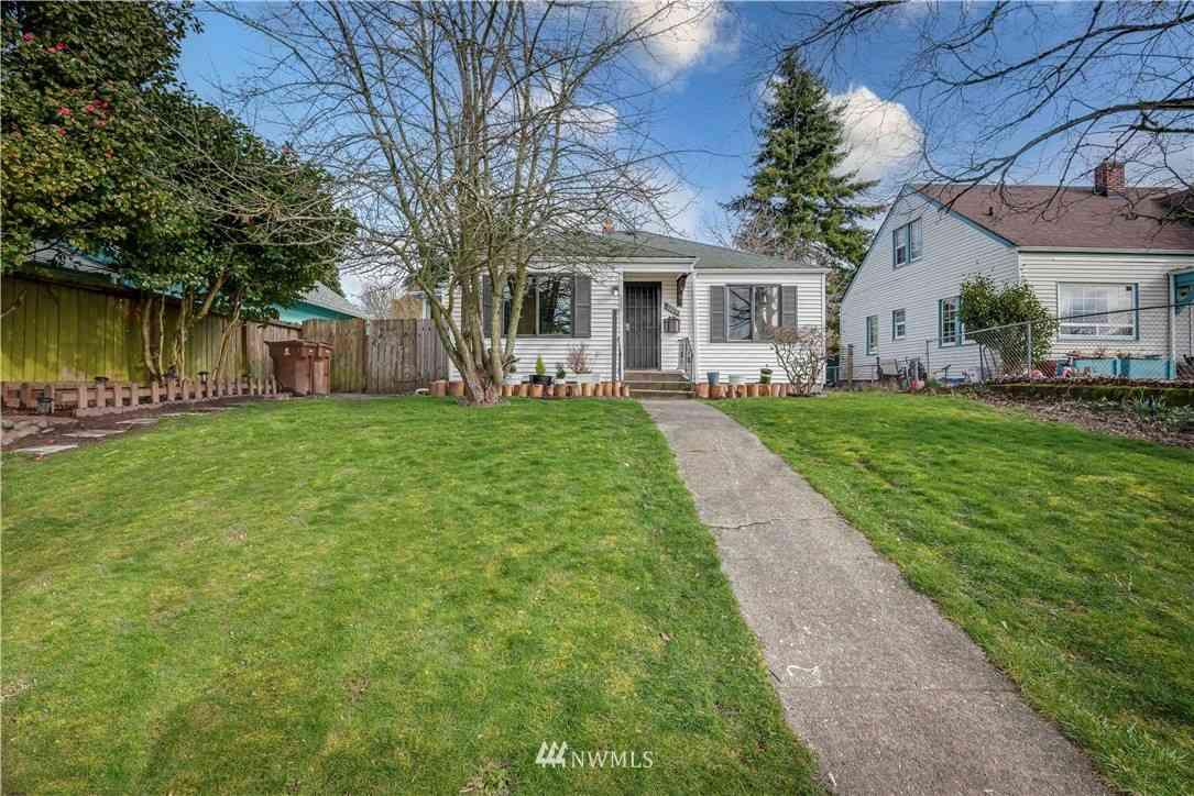 5225 S Thompson Avenue, Tacoma, WA, 98408,