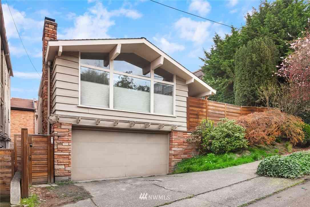 406 E Republican Street, Seattle, WA, 98102,