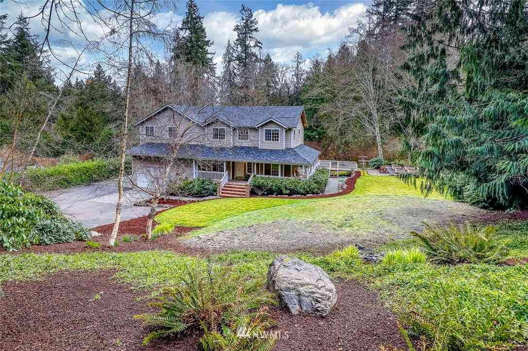 7076 NE Bay Hill Road, Bainbridge Island, WA, 98110,