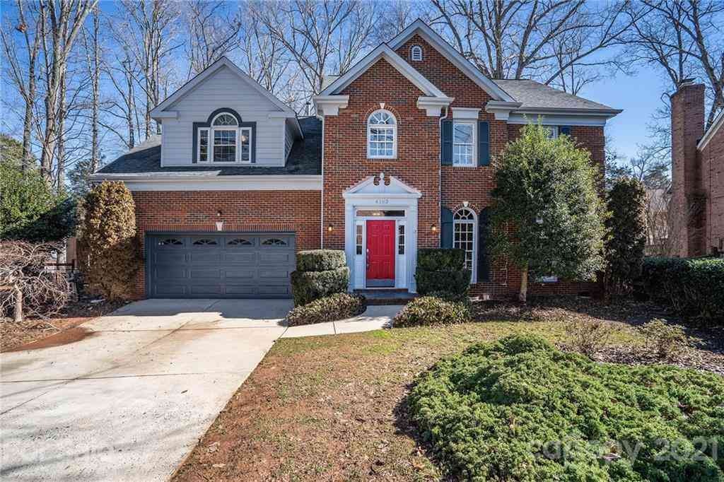 4163 Bristol Place NW, Concord, NC, 28027,