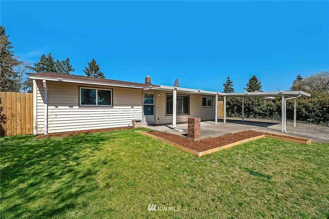 5001 Diamond Boulevard SW, Lakewood, WA, 98499,