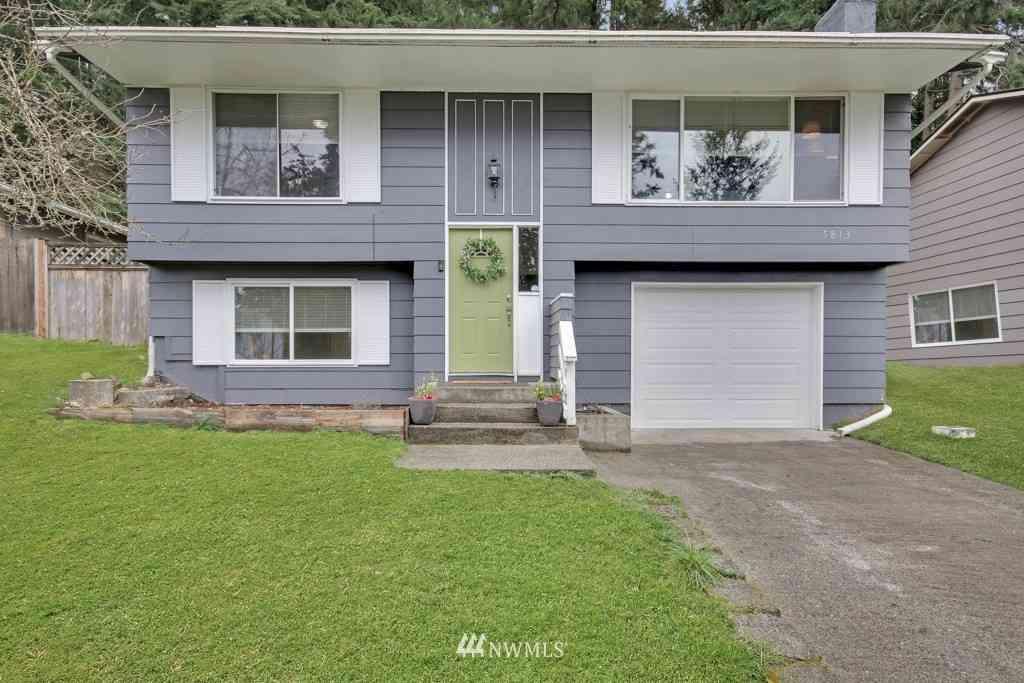 5813 E Roosevelt Avenue, Tacoma, WA, 98404,