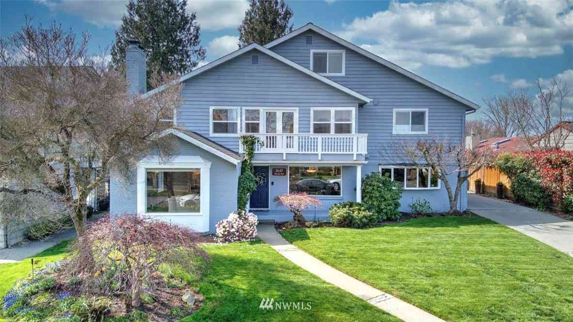 2647 39th Avenue W, Seattle, WA, 98199,