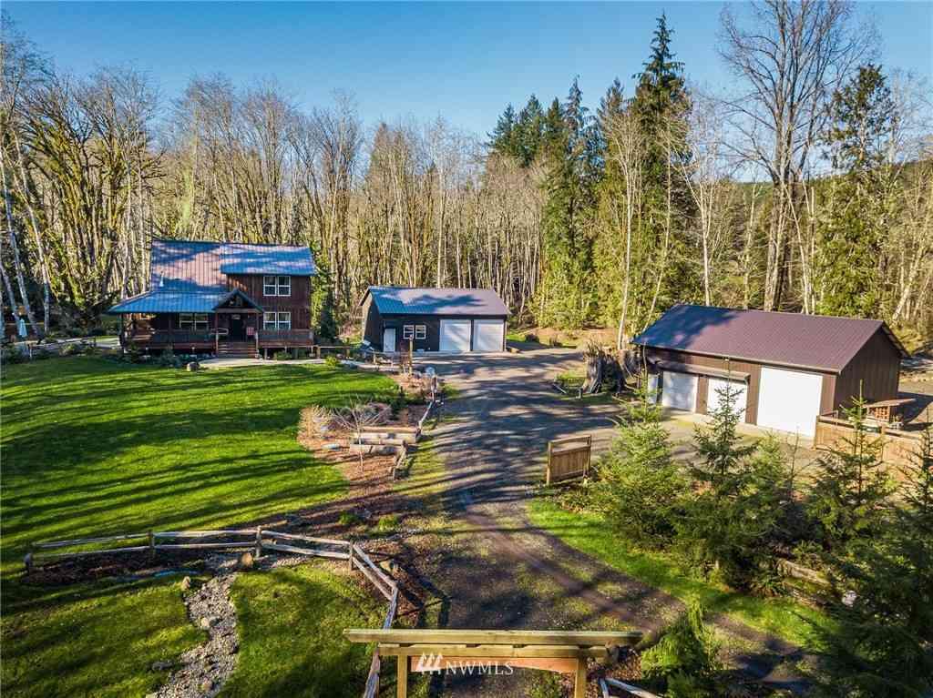 126 Salmon Creek Road, Mossyrock, WA, 98564,