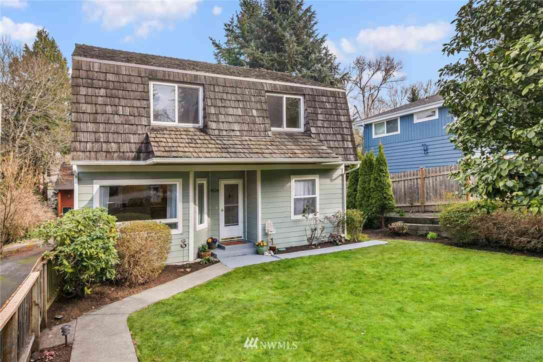9528 45th Avenue NE, Seattle, WA, 98115,