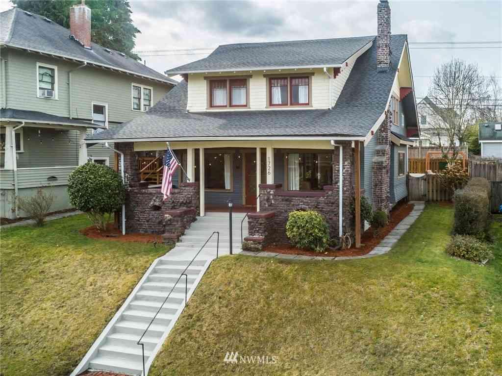 1726 N Steele Street, Tacoma, WA, 98406,