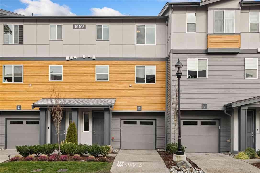 19405 36th Avenue SE #D, Bothell, WA, 98012,