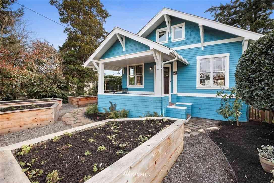 641 NW 83rd Street, Seattle, WA, 98117,