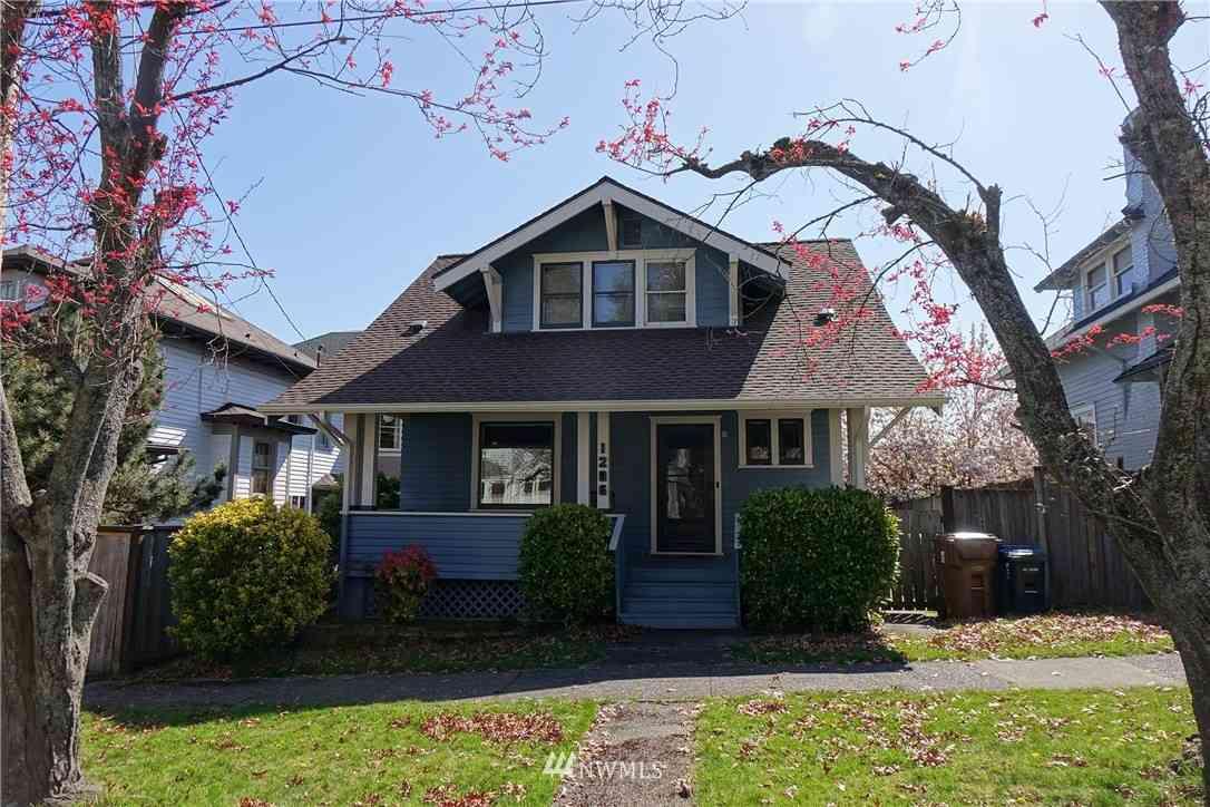 1206 N 8th Street, Tacoma, WA, 98403,
