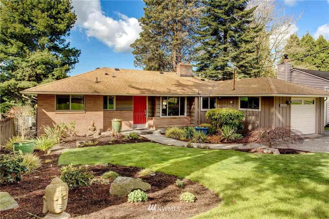11531 Bartlett Avenue NE, Seattle, WA, 98125,