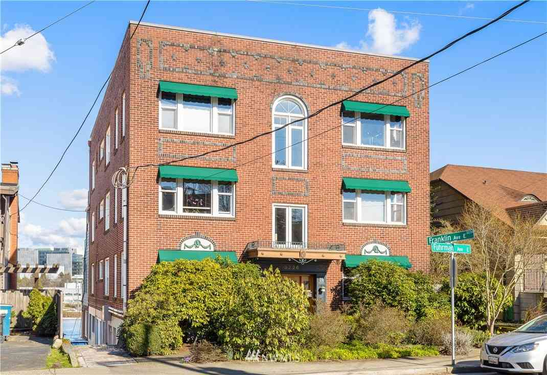 3226 Fuhrman Avenue E #104, Seattle, WA, 98102,