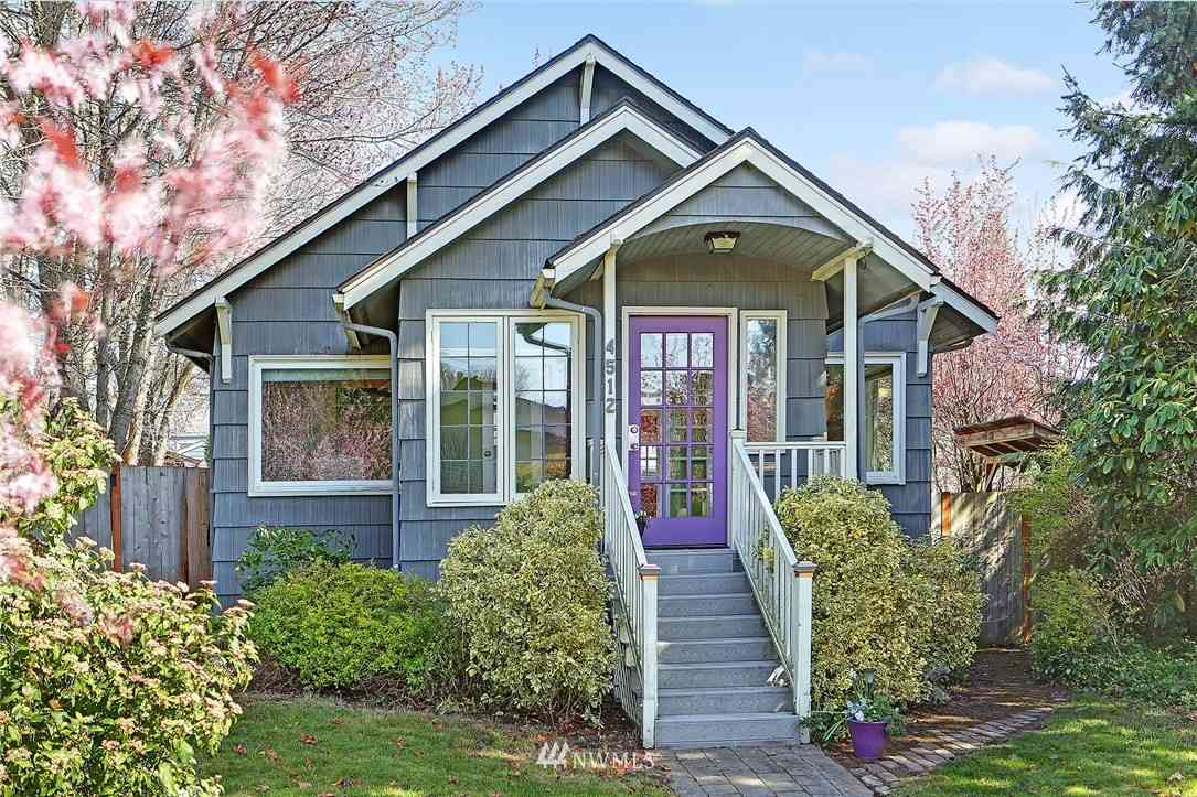 4512 48th Avenue SW, Seattle, WA, 98116,