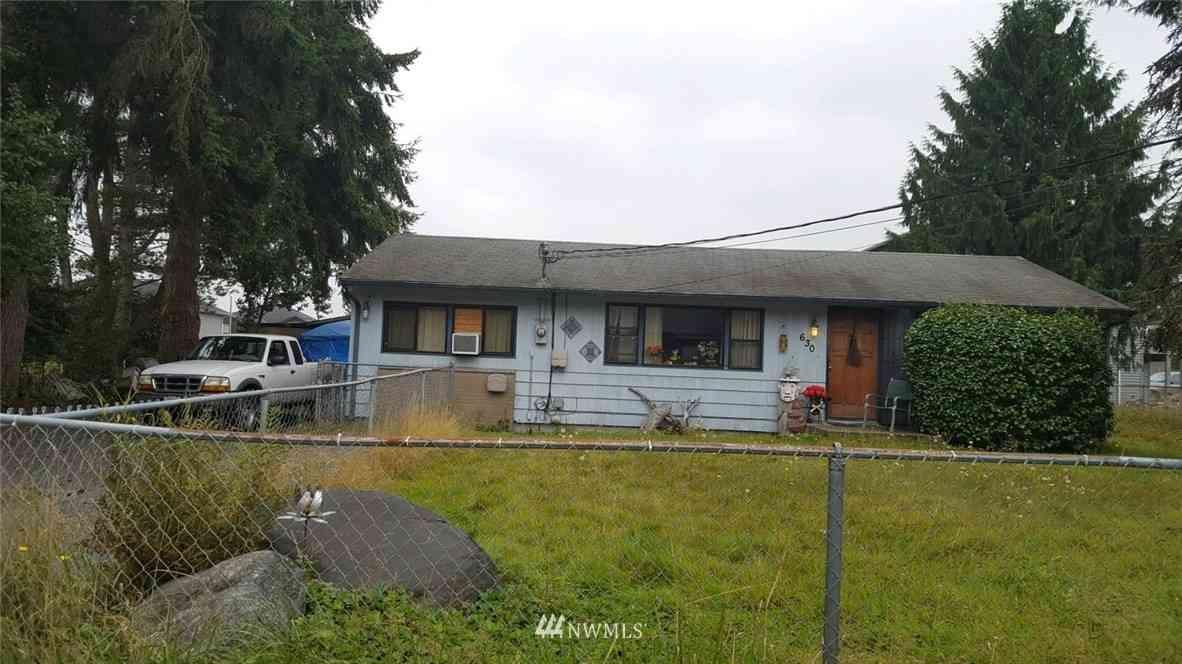 630 168th Place SW, Lynnwood, WA, 98037,