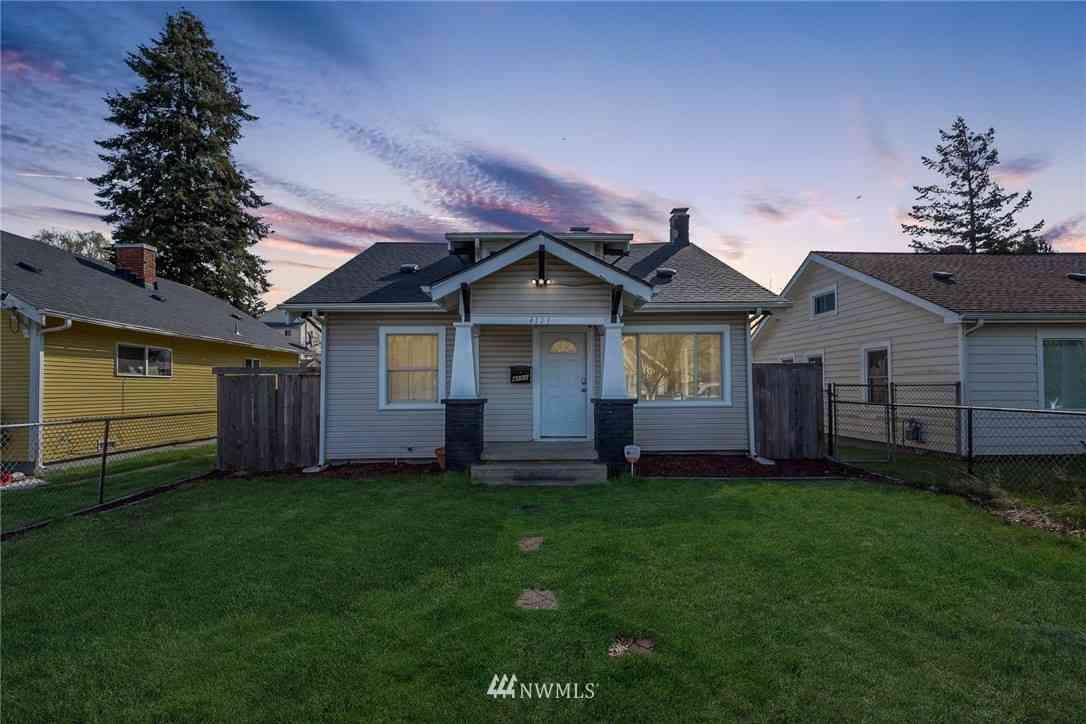 4111 S Sheridan Avenue, Tacoma, WA, 98418,