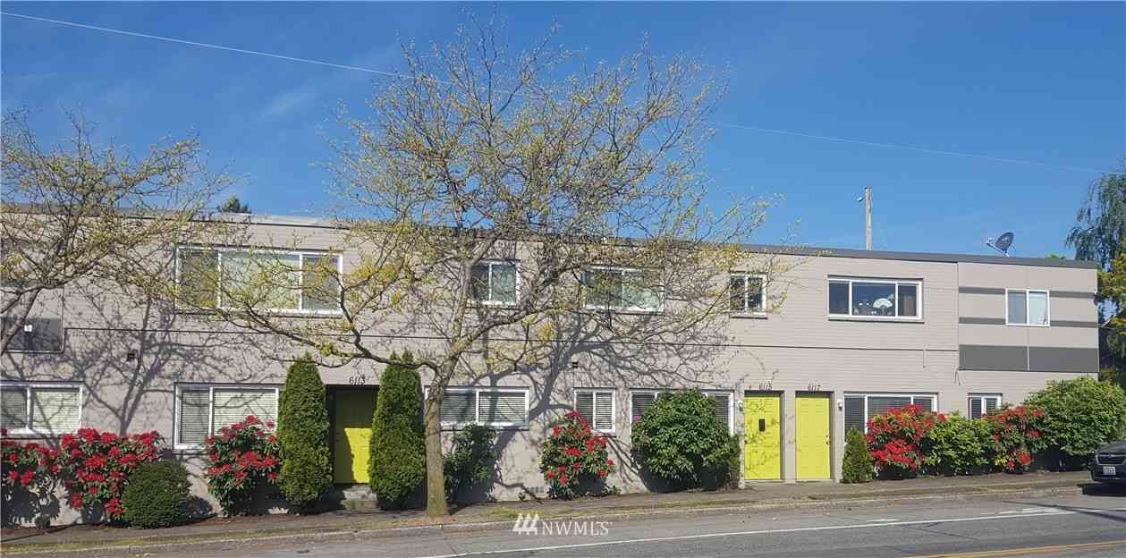 6111 8th Avenue NW, Seattle, WA, 98107,