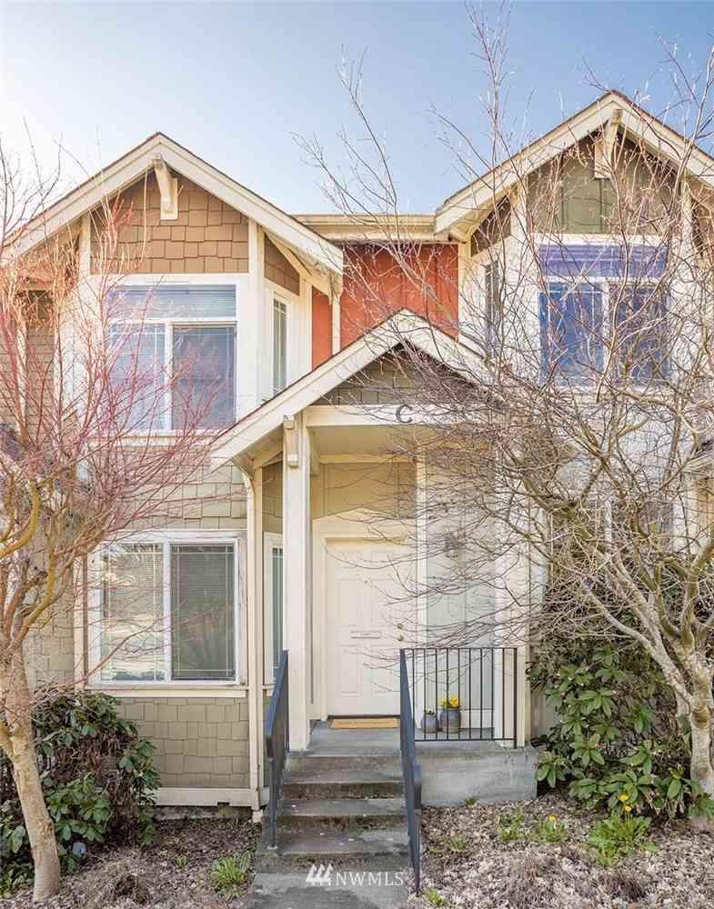 4401 S 12th Street #C, Tacoma, WA, 98405,