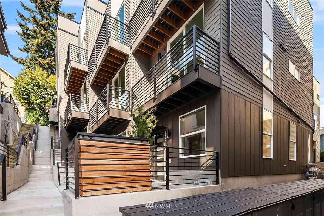 1913 15th Avenue S #B, Seattle, WA, 98144,