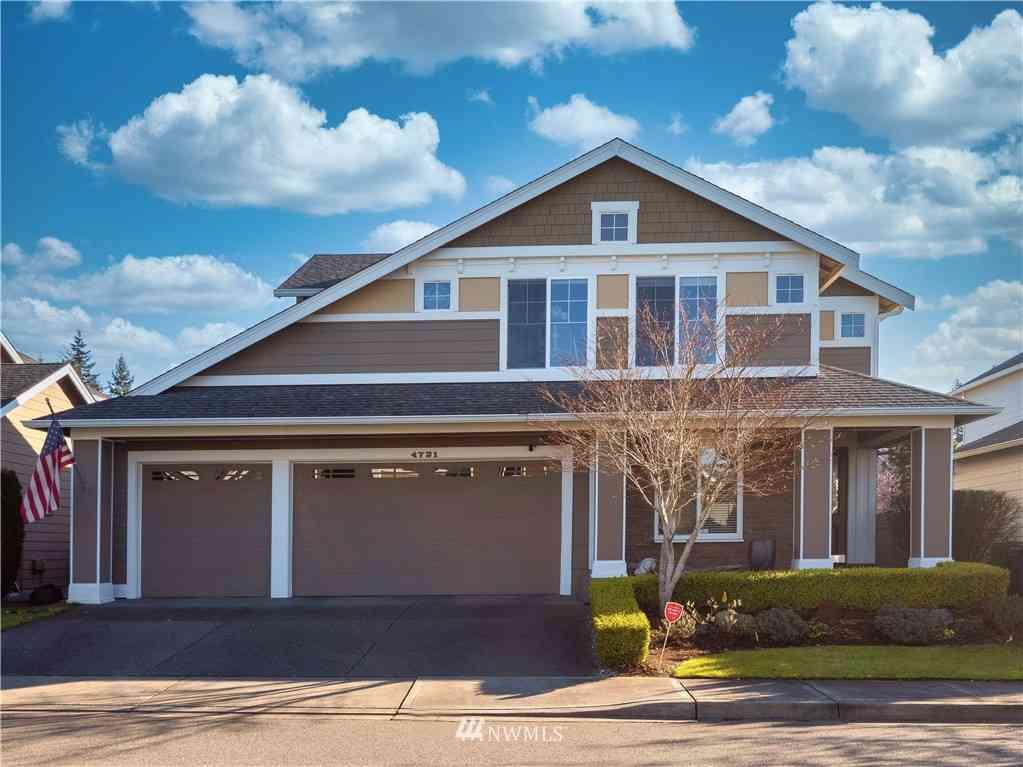 4721 NE 1st Place, Renton, WA, 98059,