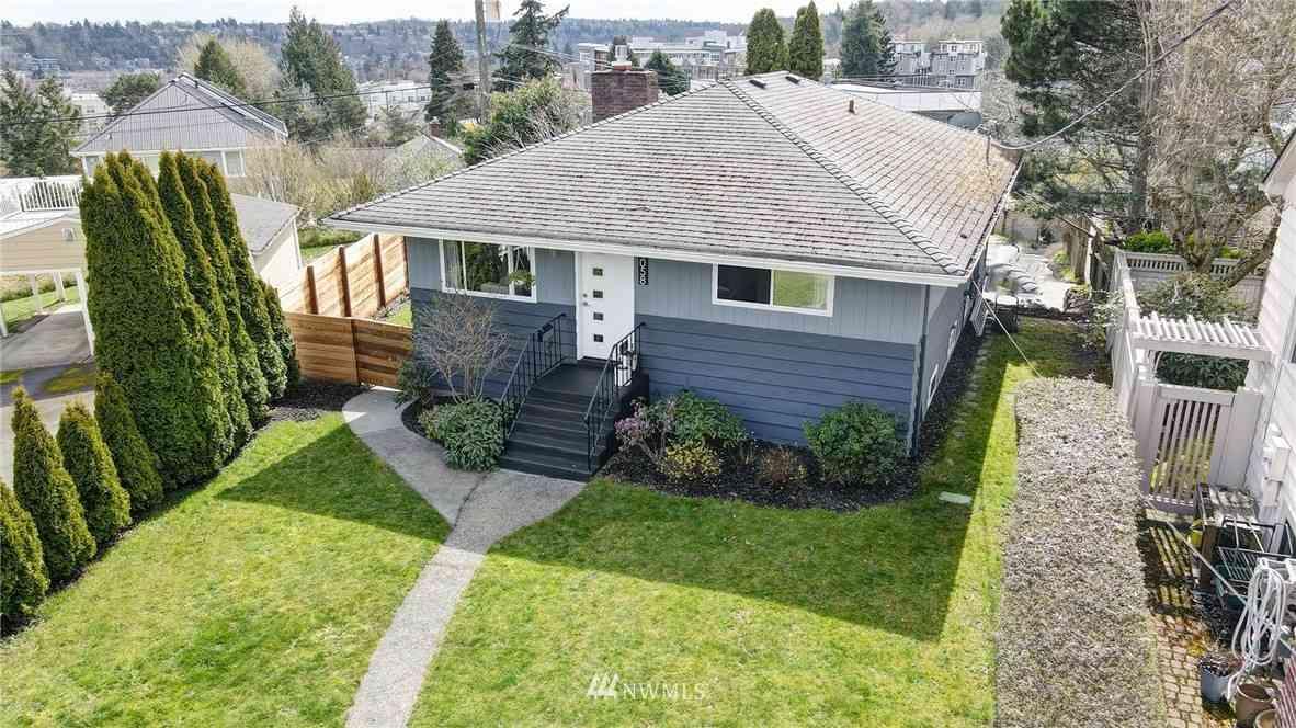 4058 34th Avenue SW, Seattle, WA, 98126,