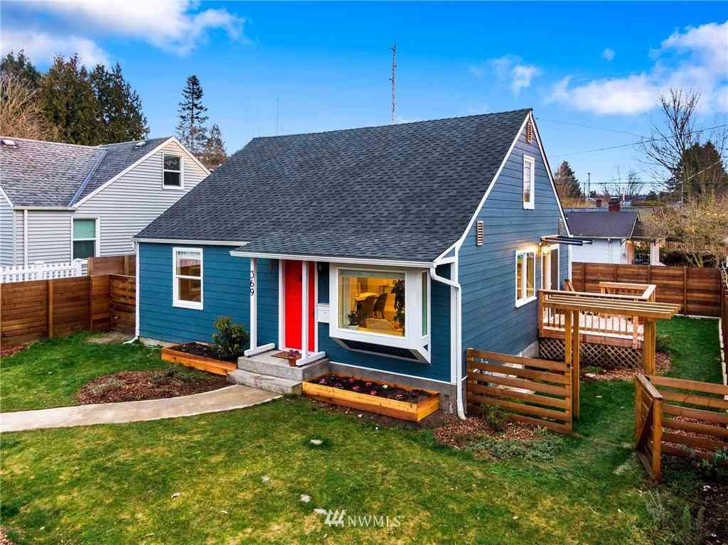 369 NW 47th Street, Seattle, WA, 98107,