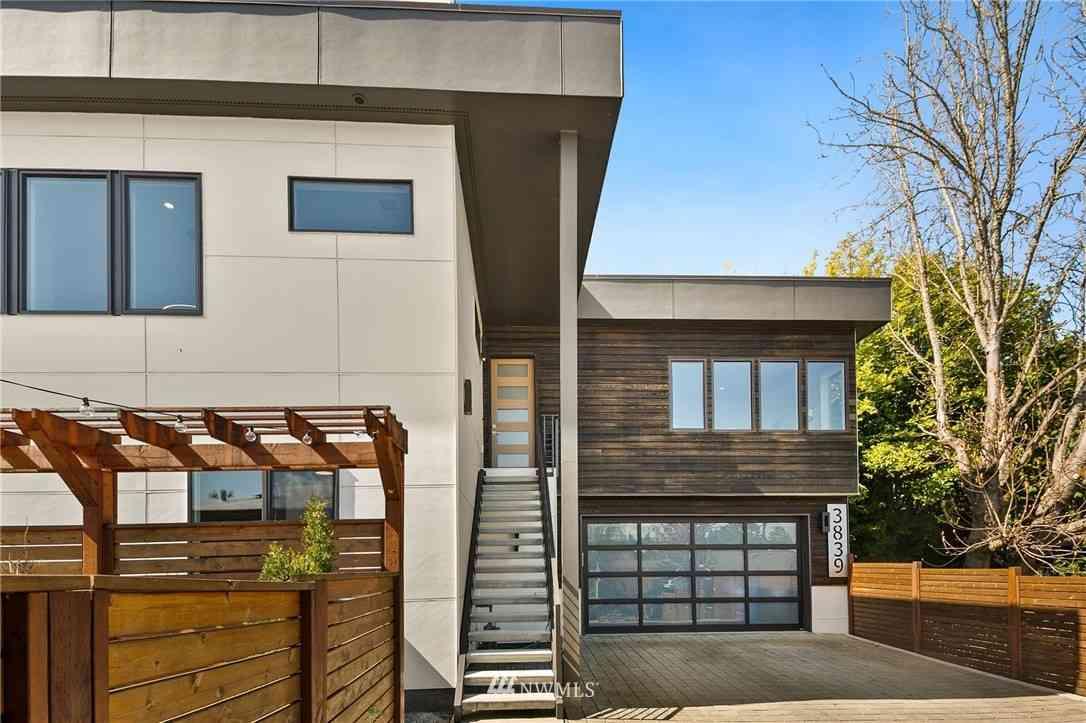 3839 51st Avenue SW, Seattle, WA, 98116,