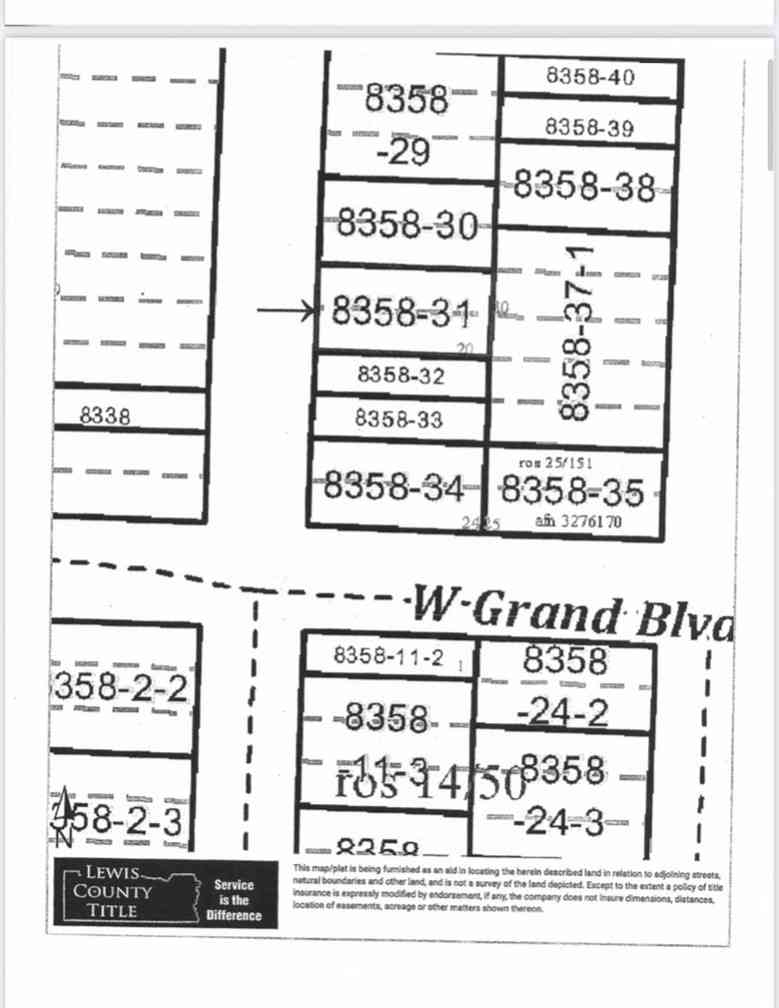 0 NW 6th Avenue, Napavine, WA, 98532,