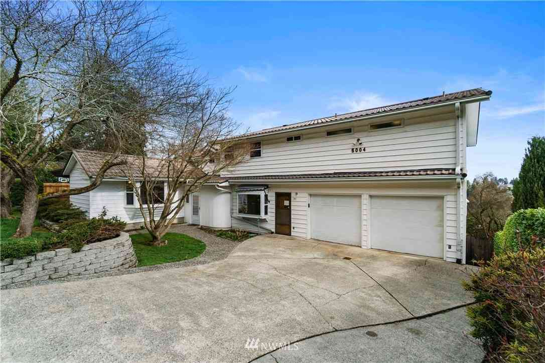 5004 Nicklas Place NE, Seattle, WA, 98105,