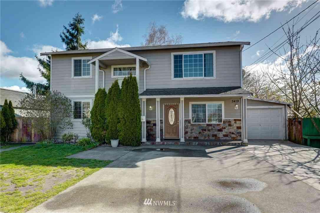 3419 E L Street, Tacoma, WA, 98404,