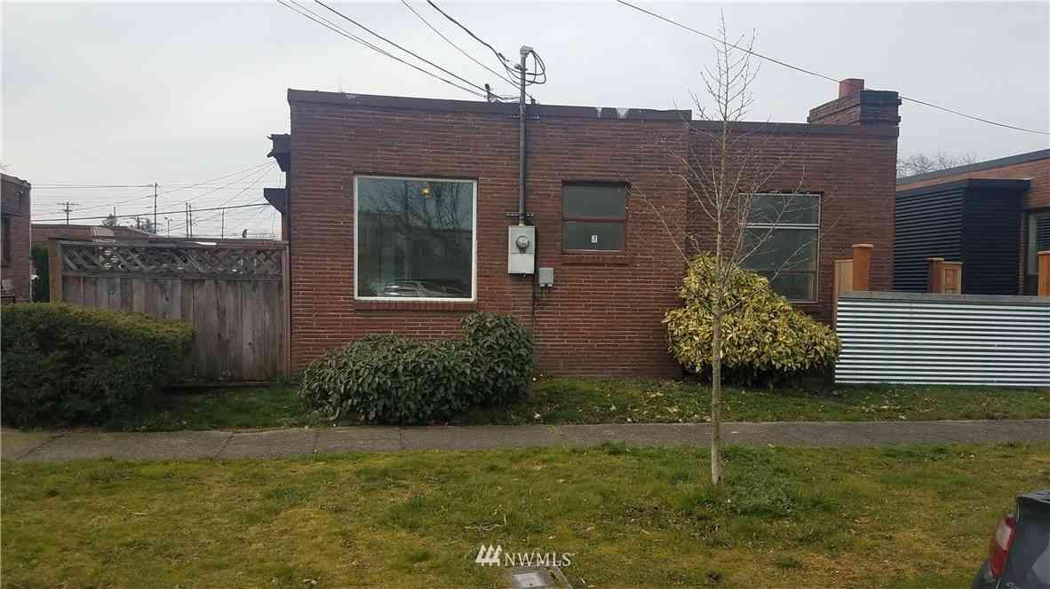 1206 S 11th Street #4, Tacoma, WA, 98405,