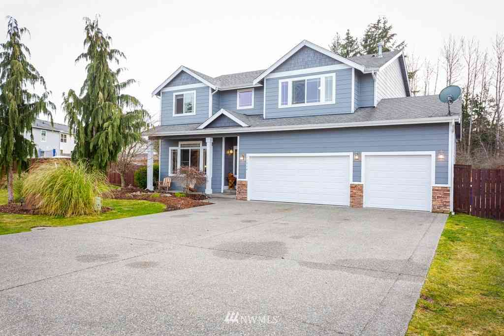 11314 Eustis Hunt Road E, Graham, WA, 98338,