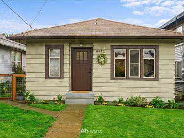 4410 38th Avenue S, Seattle, WA, 98118,