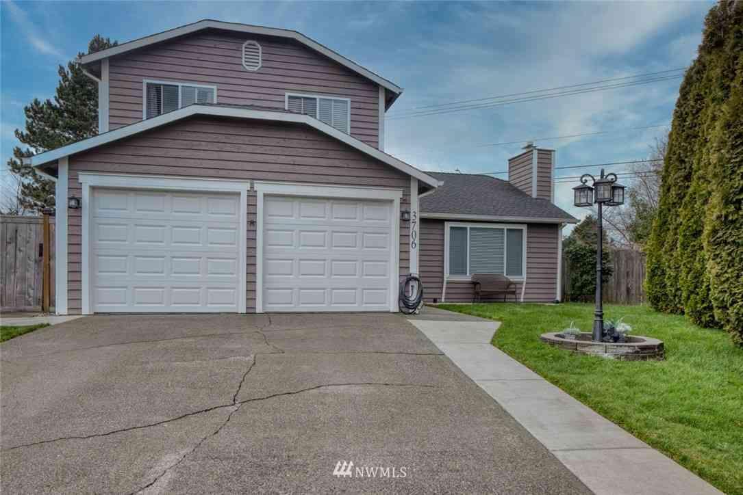 3706 49th Avenue Ct NE, Tacoma, WA, 98422,