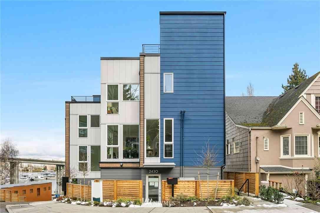 2430 Boyer Avenue E, Seattle, WA, 98102,