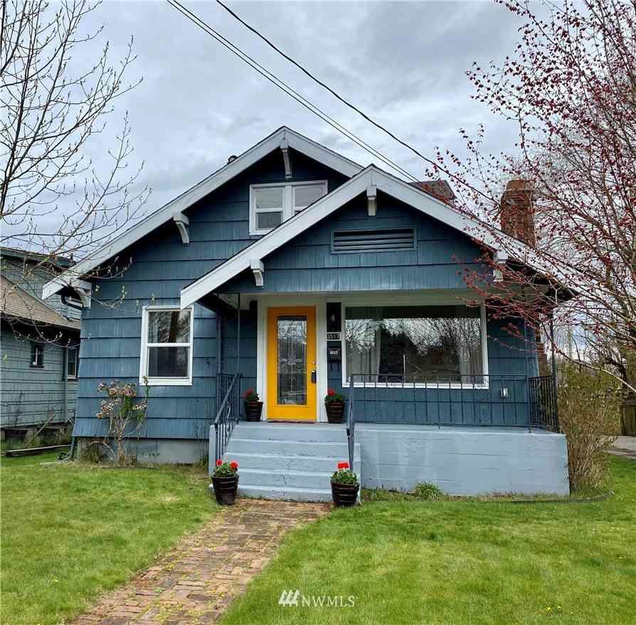 3517 N Stevens St, Tacoma, WA, 98407,