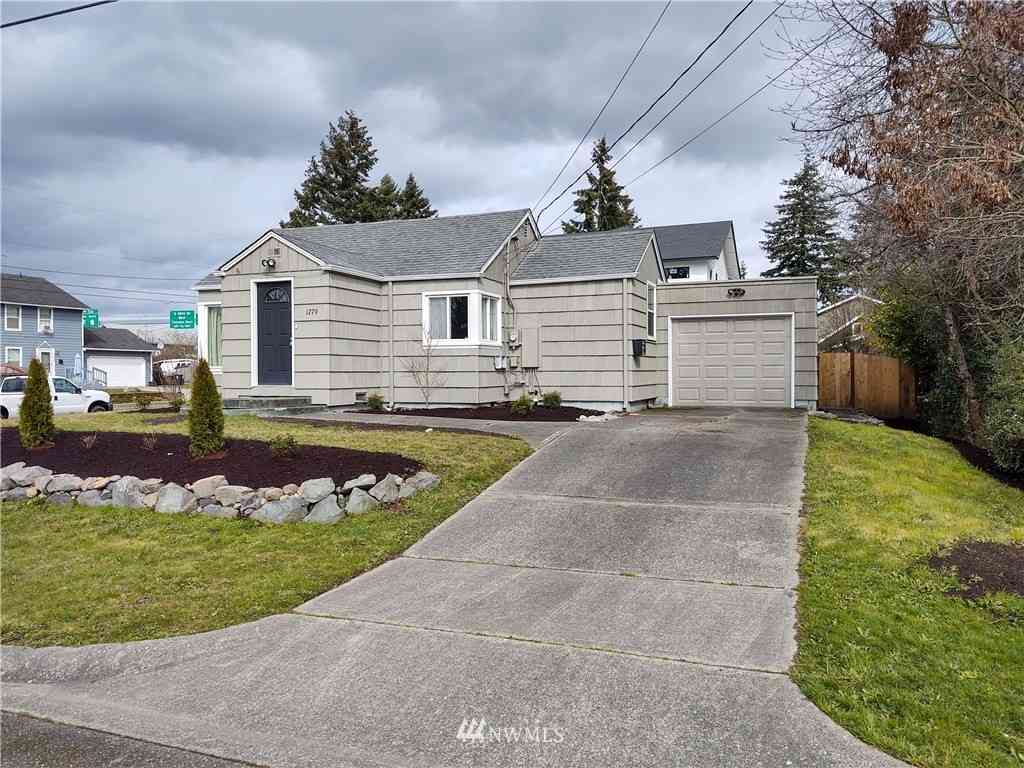 1779 S 43rd Street, Tacoma, WA, 98418,