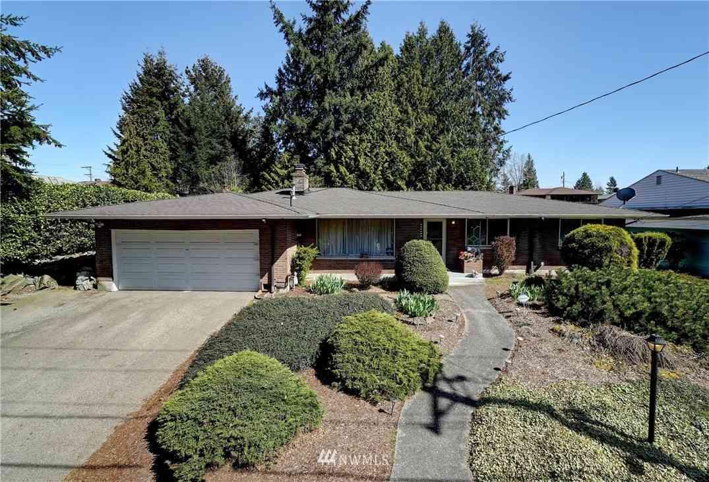 6821 S Sheridan Avenue, Tacoma, WA, 98408,
