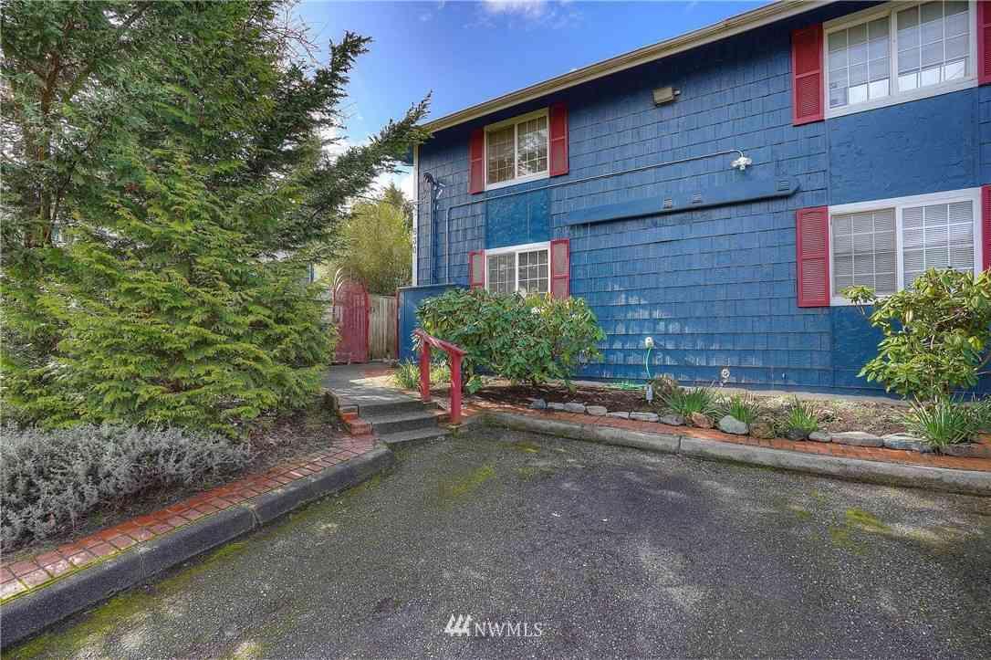 630 S State Street, Tacoma, WA, 98405,